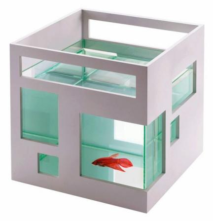 отель для рыб